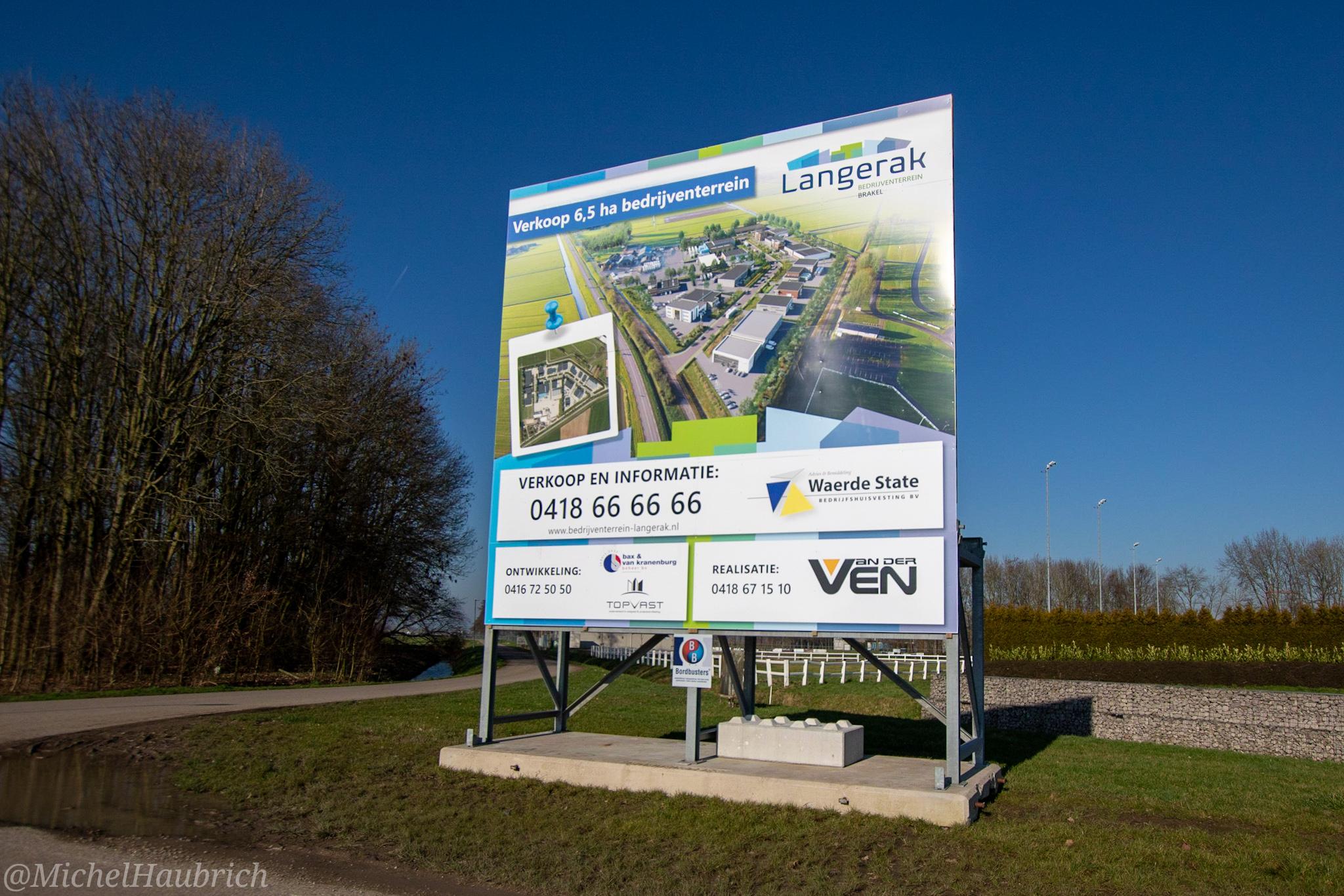 Flexibele bedrijfskavels beschikbaar aan de Van Heemstraweg N322 te Brakel